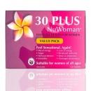 【NZ直邮】30 Plus NuWoman 女性荷尔蒙平衡片120片