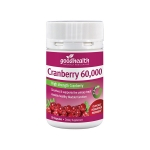 【NZ直邮】好健康GoodHealth 蔓越莓胶囊60000mg 50粒