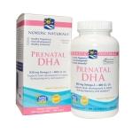 【NZ直邮】挪威Nordic natural孕妇DHA鱼油胶囊