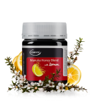 【NZ直邮】Comvita康维他麦卢卡柠檬蜂蜜250g