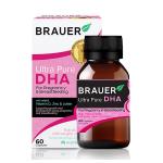 【NZ直邮】Brauer 蓓澳儿孕妇DHA 60粒