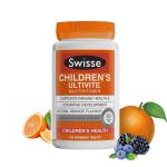 【特价】Swisse儿童多维矿物质咀嚼片 120片(保质期到20年10月)