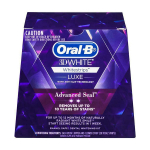 【NZ直邮】Oral-B 3D WHITE Advanced Seal 美白牙贴