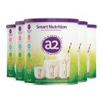 【澳洲直邮】a2 Smart Nutrition 4-12岁儿童学生成长营养奶粉 750g 6罐包邮(下单请把收件人身份证打在收件人名字隔壁,下单奶粉请务必提供收件人身份证号码 否则无法发货)