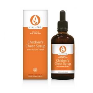 【任意3件kiwiherb】换购一瓶kiwiherb 儿童止咳(保质期:22年3月)100ml