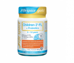 【NZ直邮】Life Space GOLD Children 金装版儿童2'-FL+益生菌 适合3岁-12岁儿童使用  60g