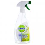 【NZ直邮】Dettol Surface Cleanser With Lime&Mint 500ml 滴露 除菌清洁喷雾 青柠味 500ml