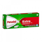 【NZ直邮】panadol Extra 加强版 成人感冒药 止痛药 20粒