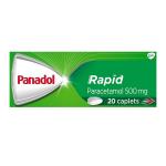 【NZ直邮】Panadol Rapid 必理痛退烧止痛片(快速吸收型)20片