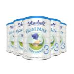 【NZ直邮】Bluebell 婴幼儿羊奶粉 3段 800g/罐(6罐包邮)(下单请把收件人身份证打在收件人名字隔壁,下单奶粉请务必提供收件人身份证号码否则无法发货)