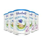 【NZ直邮】Bluebell 婴幼儿羊奶粉 2段 800g/罐(6罐包邮)(下单请把收件人身份证打在收件人名字隔壁,下单奶粉请务必提供收件人身份证号码否则无法发货)