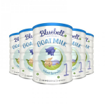 【NZ直邮】Bluebell 婴幼儿羊奶粉 1段 800g/罐(6罐包邮)(下单请把收件人身份证打在收件人名字隔壁,下单奶粉请务必提供收件人身份证号码否则无法发货)