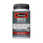【临期特价】Swisse男士复合维生素120片(保质期2021/06)